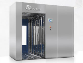 lavadora-secadora de laboratório farmacêutico