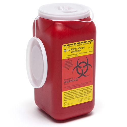 container para materiais biológicos de risco