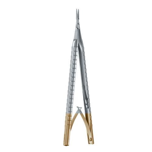 porta-agulha cirúrgico