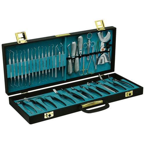 maleta médica para instrumentos odontológicos