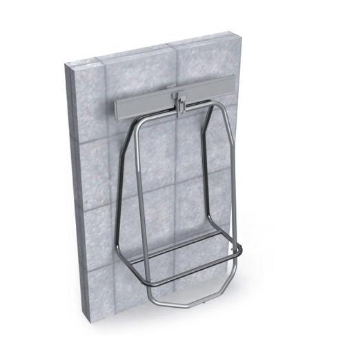 rack para saco de lixo