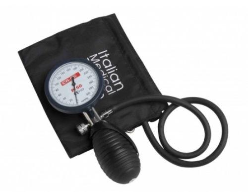 esfigmomanômetro com pera acoplada