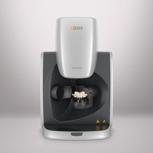 scanner CAD/CAM para laboratório dentário