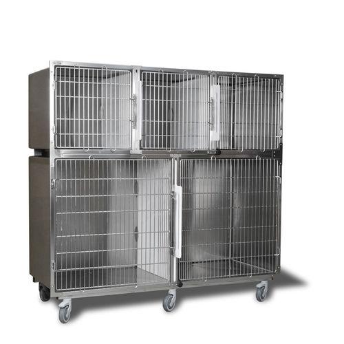 gaiola veterinária para cães