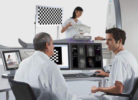 monitor para imagens médicas