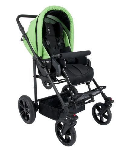 carrinho de reabilitação para crianças com deficiência