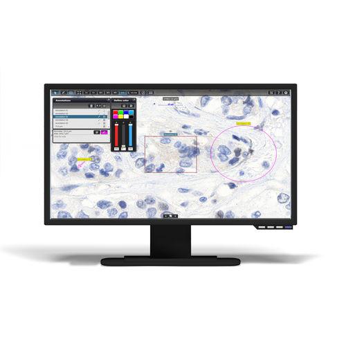 software para microscopia virtual