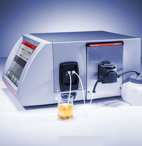 amostrador automático para viscosímetros