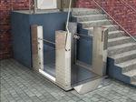plataforma elevadora de cadeira de rodas
