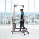 elevador de transferência vertical manual