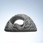 prótese acetabular de revisão / não cimentada
