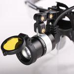 fotóforo odontológico / de LED / com bateria recarregável / com fonte de iluminação portátil