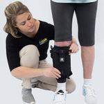exoesqueleto para reabilitação monoarticulado / procedimento