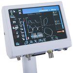 ventilador pulmonar mecânico / eletrônico / eletropneumático / de reanimação
