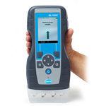 analisador de qualidade da água / portátil / digital