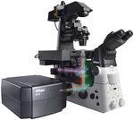 microscópio de laboratório / para pesquisa / óptico / confocal