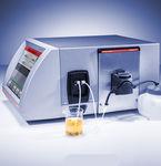 amostrador automático para viscosímetros / de alto rendimento / com bomba / com tela sensível ao toque