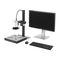 microscópio de laboratório